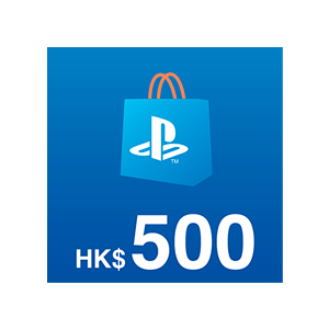 PlayStation™Network  HK$500預付卡